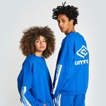 Sweat unisexe Umbro | 65509U-HG9 | Bleu royal