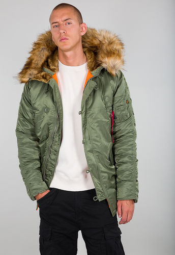 Parka Man | 103141 | N3B VF 59 | 01 | Alpha Industries