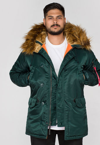 Parka Man | 103141 | N3B VF 59 | 353 | Alpha Industries