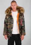 Parka Man | 103141 | N3B VF 59 | 408 | Alpha Industries