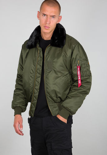 Aviatorjakke | 100107 | B15 | 257 | Alpha Industries