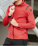 Chaqueta capucha | Kelme | Road 3881336 | color rojo