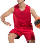 Asioka | Reversible Basketball Set | 59/13 red / black