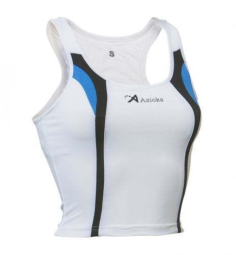Strappy sports top | Woman | Asioka | 125/15 | White