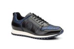 Men's leather trainers | DL-5333 Marino | Made in Spain