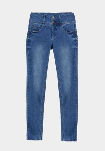 Jeans schlanke Frauen | Tiffosi | 10030881 | Push Up Double