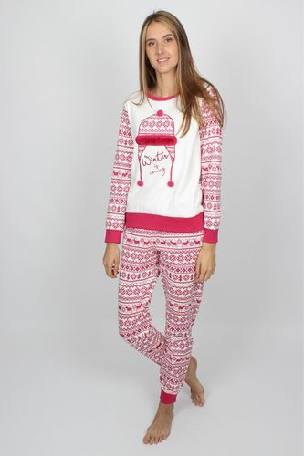 Women's Pajamas | Winter is Coming 54140-0 Bordeaux