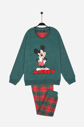 Disney Boy's Pajamas | Winter Mouse 54296-0 | bottle