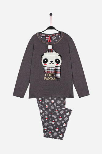 Girl Pajamas | Cool Panda 54143-0 | marengo