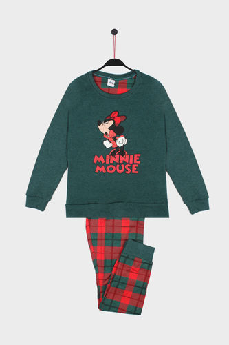 Disney Girl's Pajamas | Winter Mouse 54394-0 | bottle