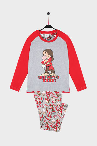 Disney Girl's Pajamas | Grumpy 54398-0 | jasper gray