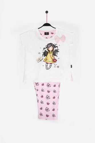 Girl Santoro Pajamas | Spring At Last 54476-0 | White