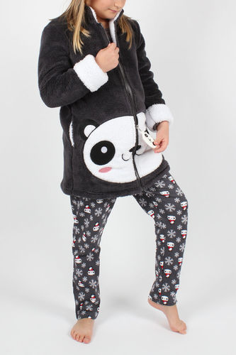 Girl Dressing Gown | Cool Panda 57324-0 | marengo