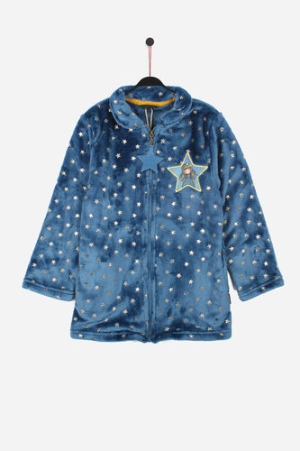 Santoro Girl Dressing Gown | Just Because 57333-0 | blue