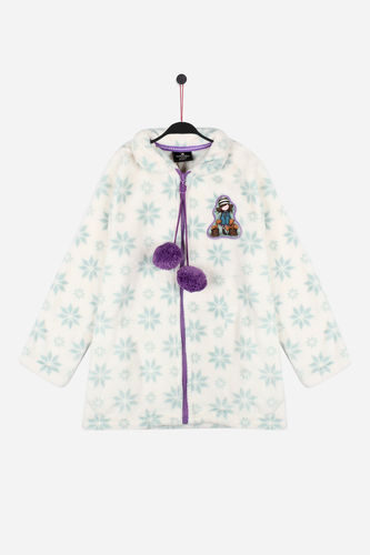 Santoro Girl Dressing Gown | The Foxes 57335-0 | aqua