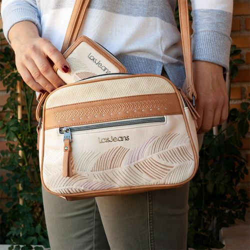 Bolso Mujer Lois | 310783 | color beige