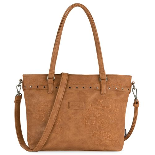 Bolso Mujer Lois | 302681 | color camel