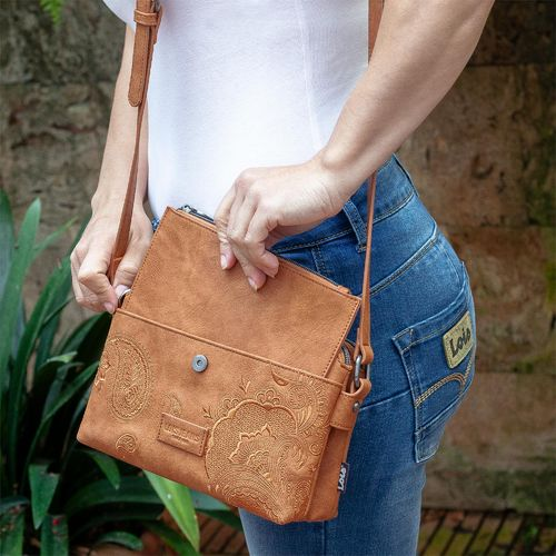 Bolso Mujer Lois | 302693 | color camel