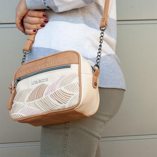 Bolso Mujer Lois | 310786 | color beige