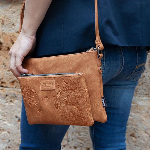 Bolso Mujer Lois | 302666 | color camel