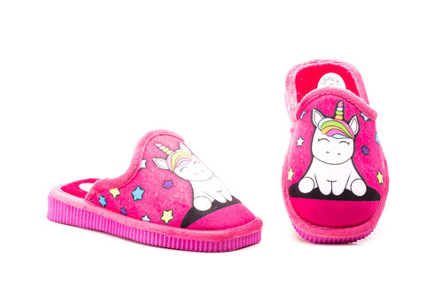 House slippers girl | ZCH-221 Pink
