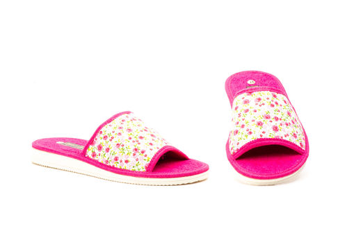 Girl house slippers | Z-FLOWERS Pink
