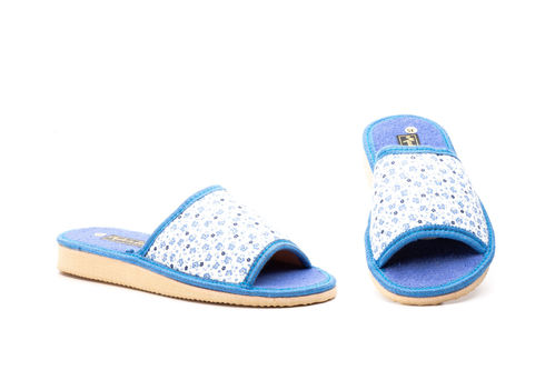 Girl house slippers | Z-FLORES Blue