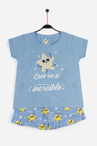 M Wonderful | Summer girl pajamas | Believe in You | 55737-0